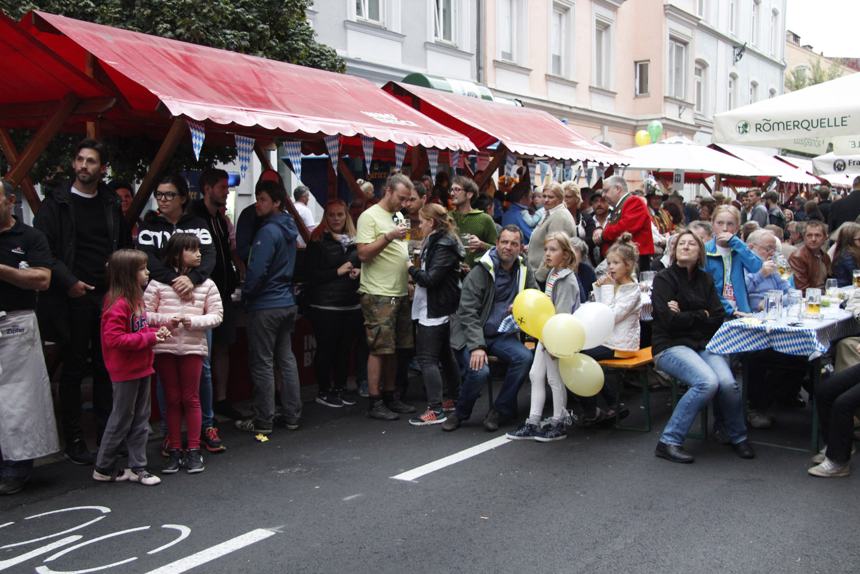 Oktoberfest Wilten 2015