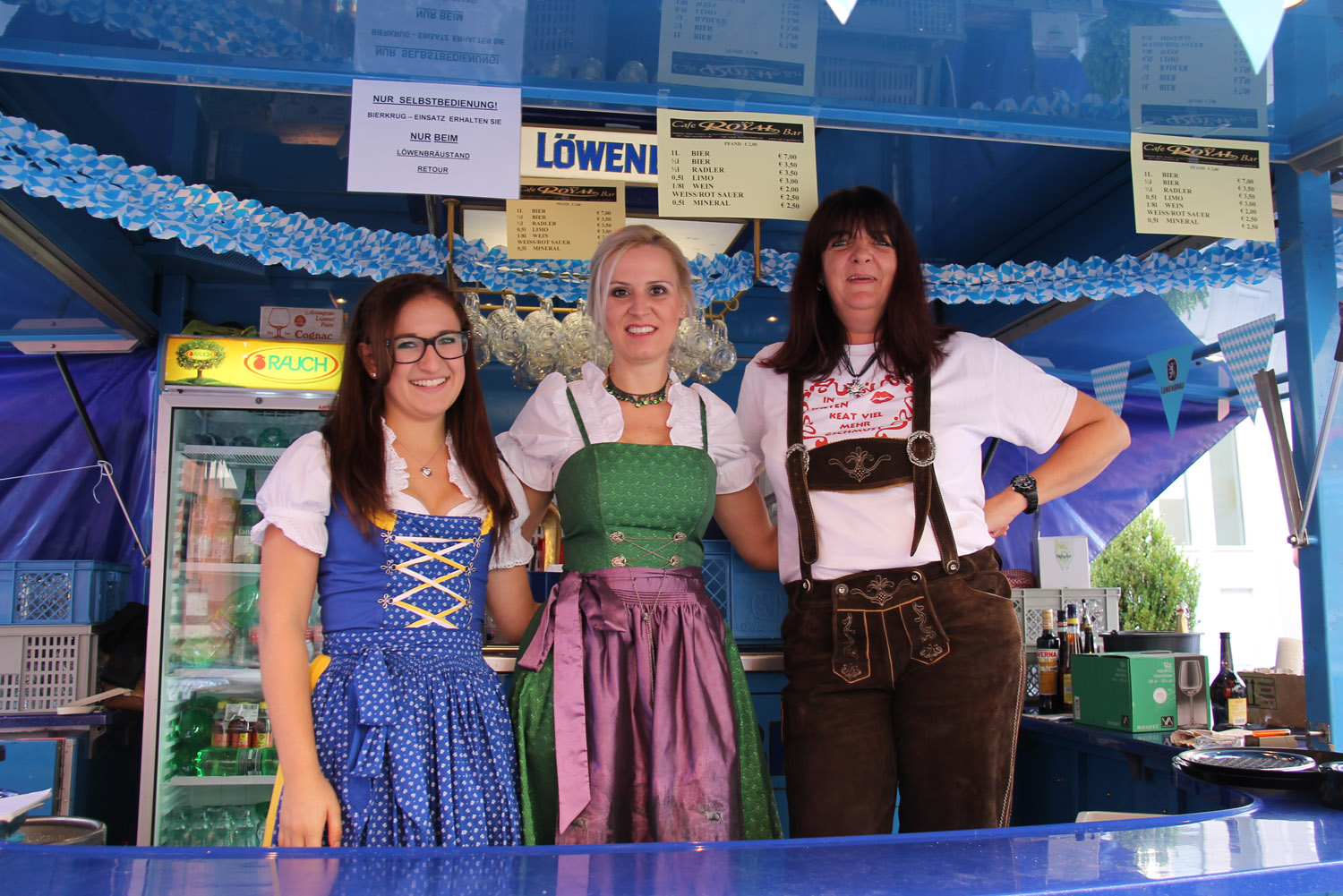 Das Oktoberfest des Marketingkreis Wilten West 2014 - 004