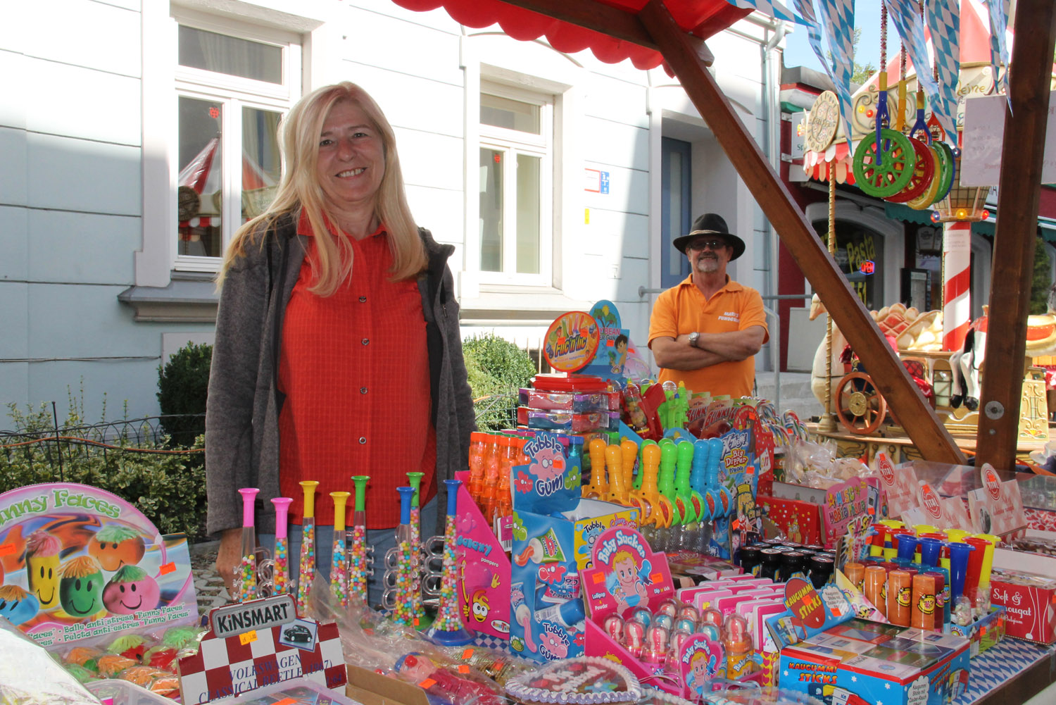 Das Oktoberfest des Marketingkreis Wilten West 2014 - 008