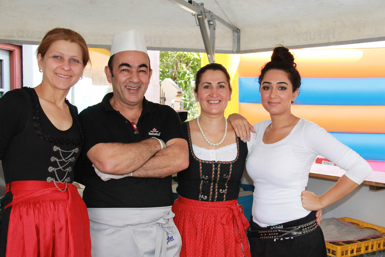 Das Oktoberfest des Marketingkreis Wilten West 2014 - 010