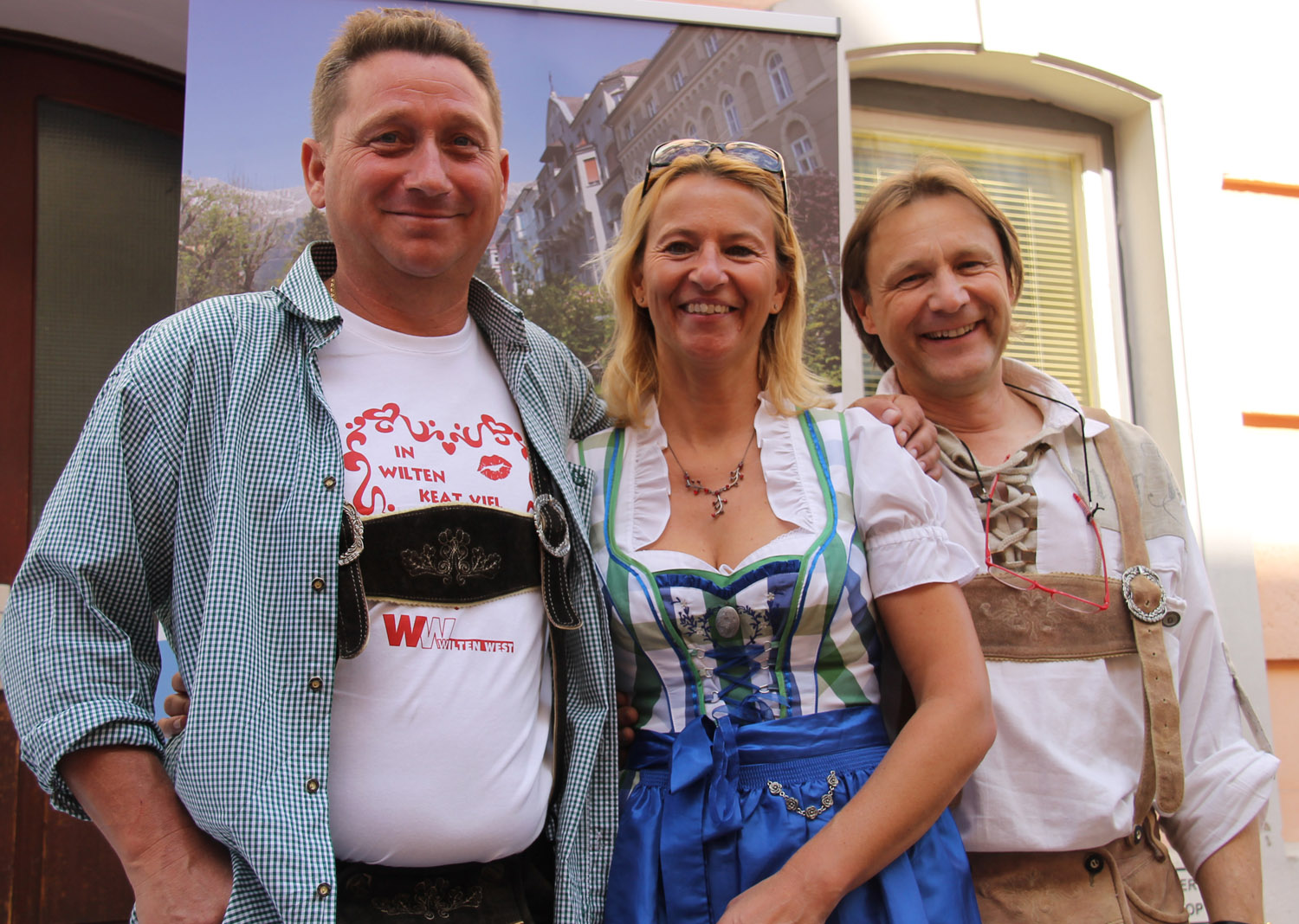 Das Oktoberfest des Marketingkreis Wilten West 2014 - 013