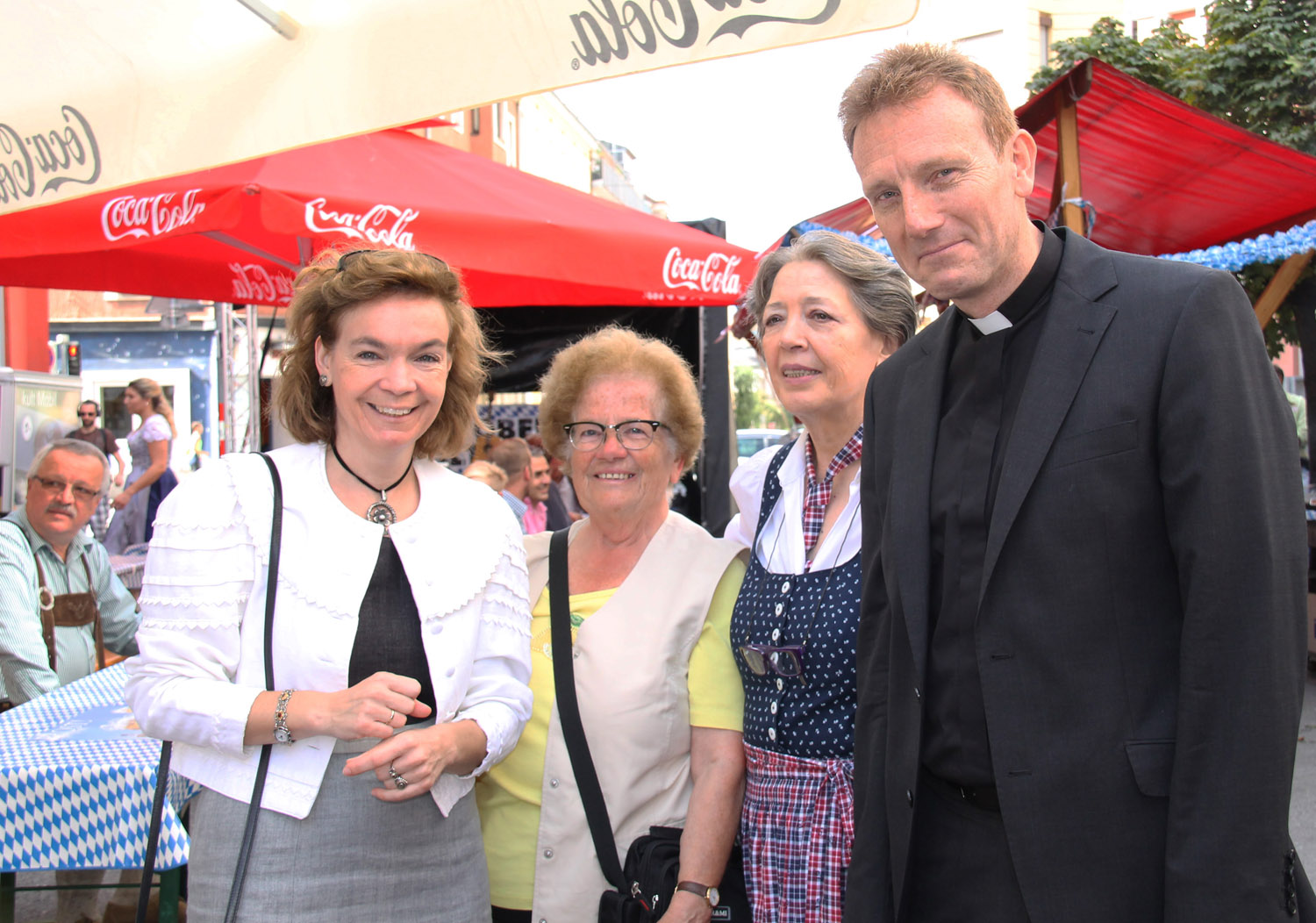 Das Oktoberfest des Marketingkreis Wilten West 2014 - 014