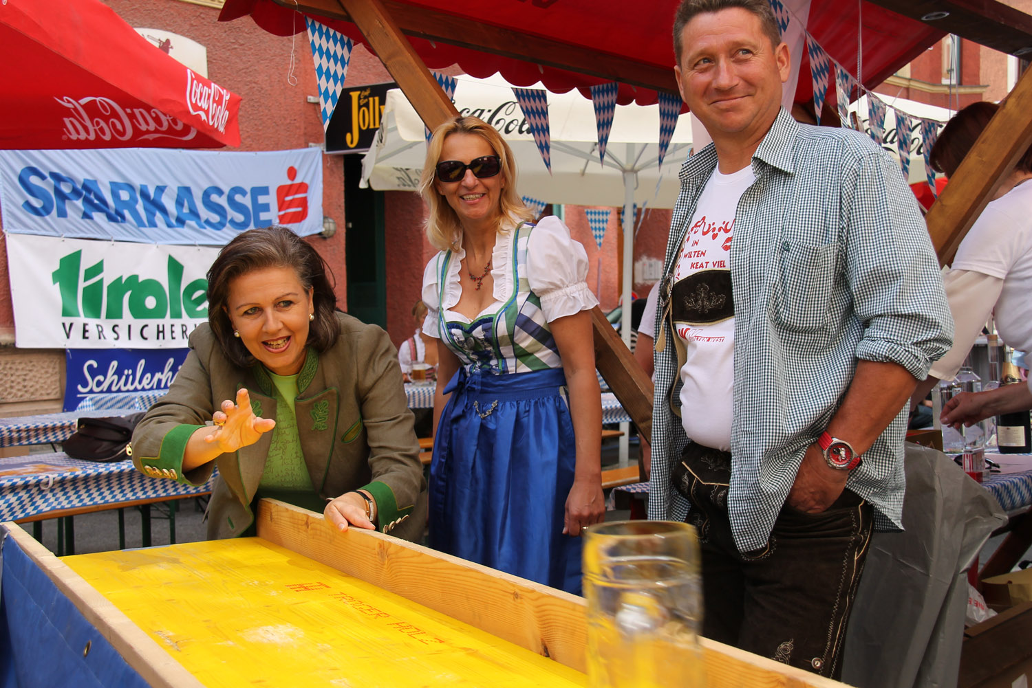 Das Oktoberfest des Marketingkreis Wilten West 2014 - 019