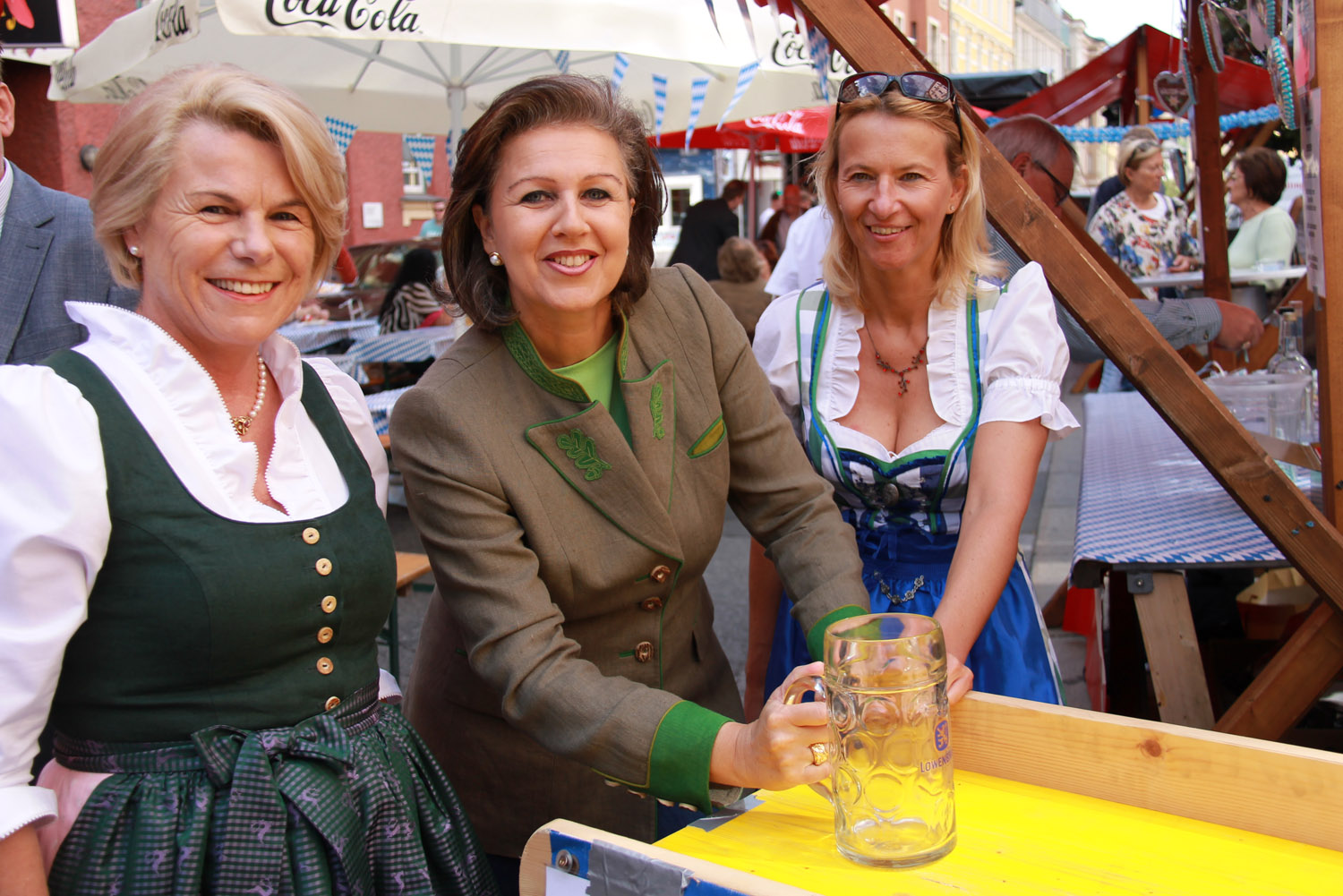 Das Oktoberfest des Marketingkreis Wilten West 2014 - 020