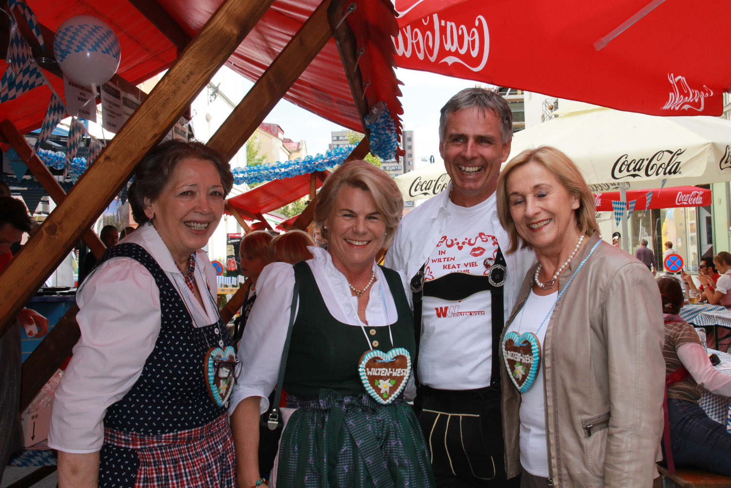 Das Oktoberfest des Marketingkreis Wilten West 2014 - 030
