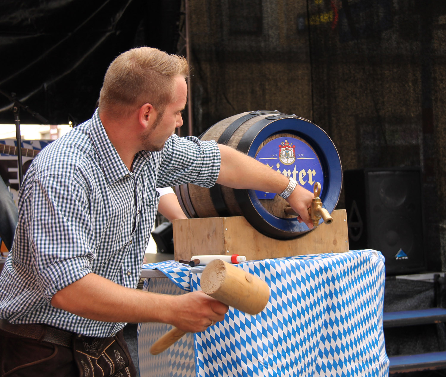 Das Oktoberfest des Marketingkreis Wilten West 2014 - 040