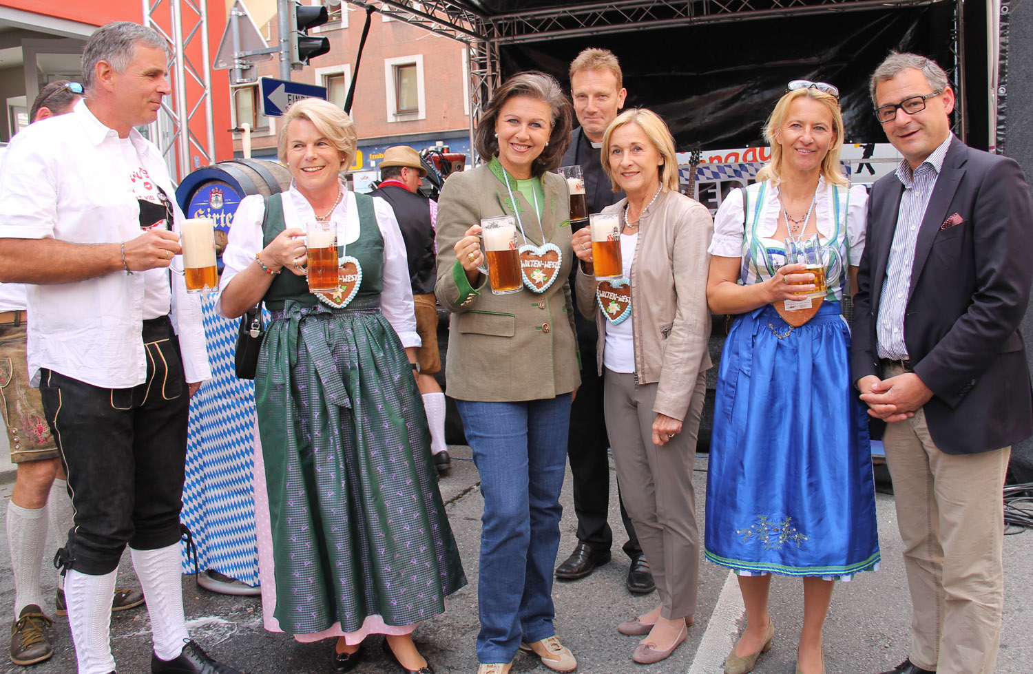 Das Oktoberfest des Marketingkreis Wilten West 2014 - 045