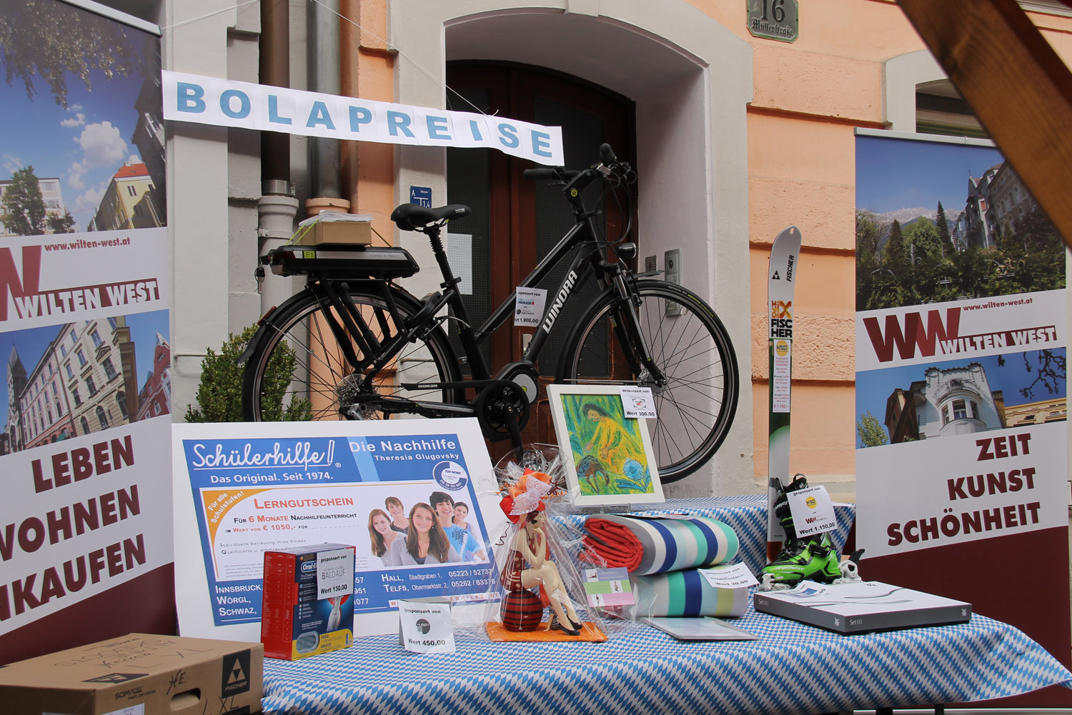 Das Oktoberfest des Marketingkreis Wilten West 2014 - 047