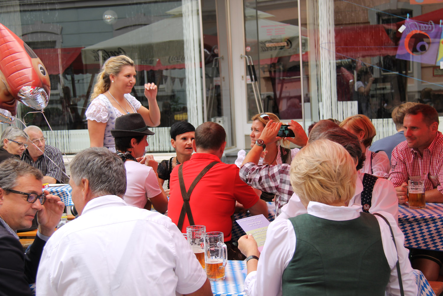 Das Oktoberfest des Marketingkreis Wilten West 2014 - 053