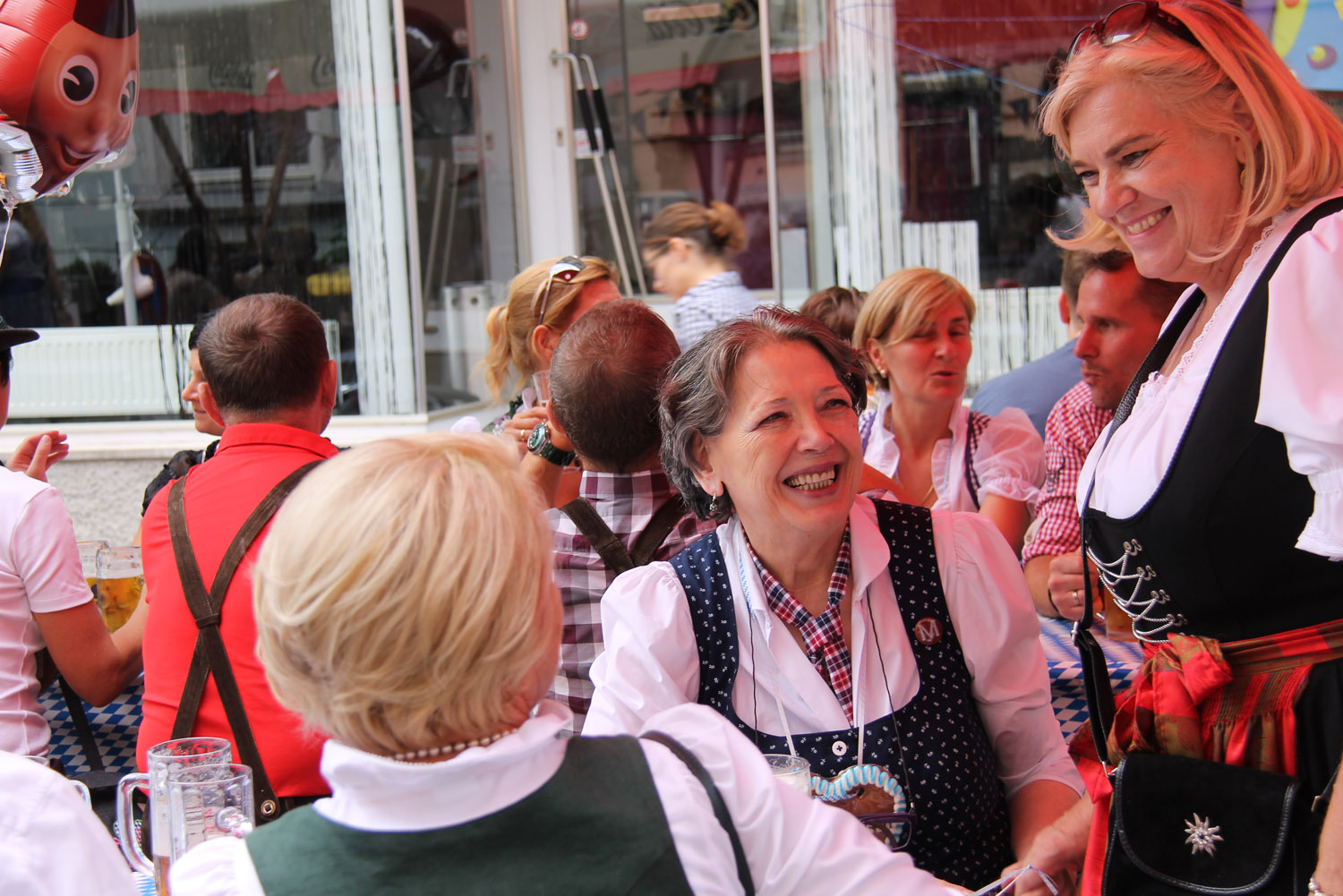 Das Oktoberfest des Marketingkreis Wilten West 2014 - 054
