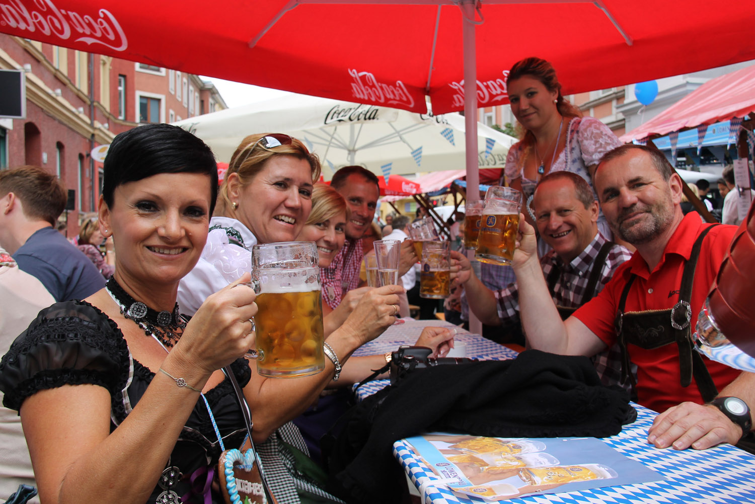 Das Oktoberfest des Marketingkreis Wilten West 2014 - 057