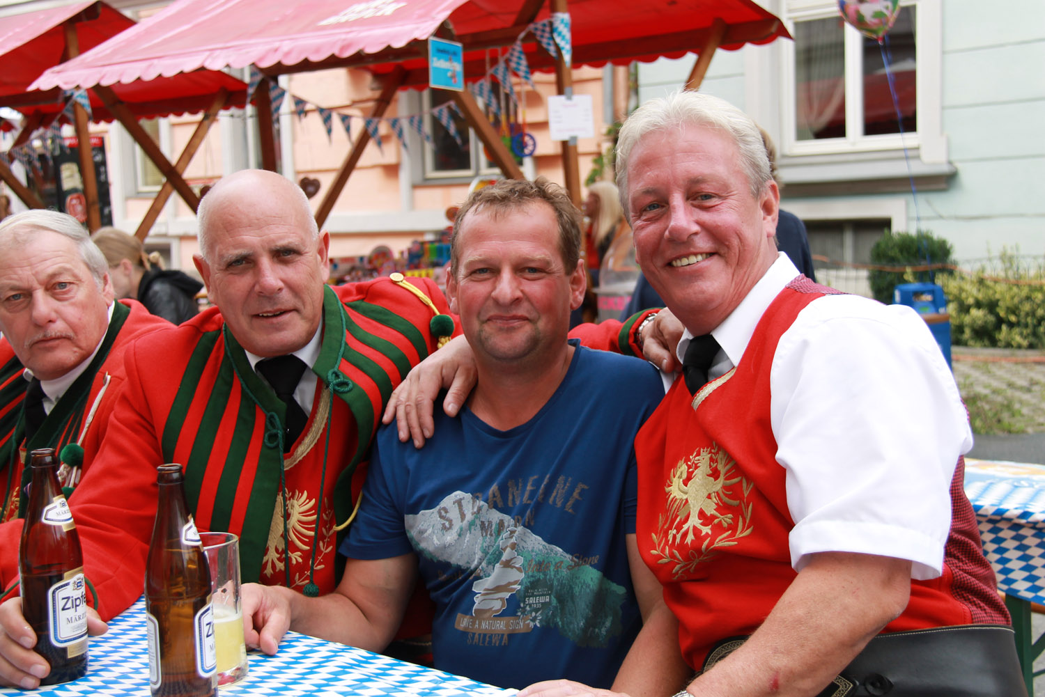 Das Oktoberfest des Marketingkreis Wilten West 2014 - 060