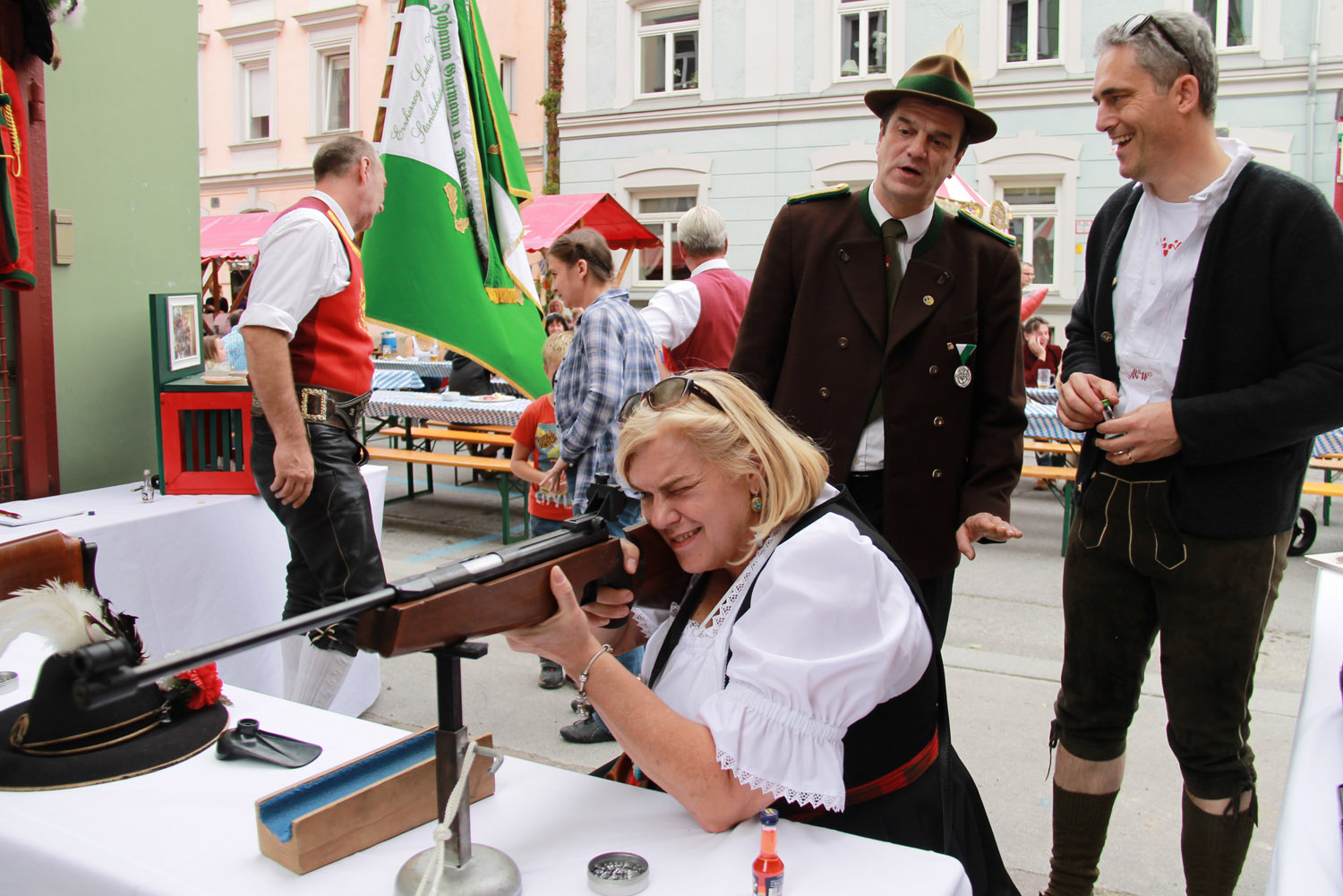Das Oktoberfest des Marketingkreis Wilten West 2014 - 061