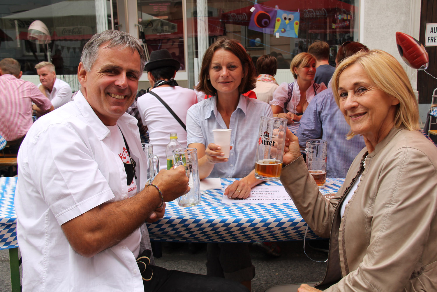 Das Oktoberfest des Marketingkreis Wilten West 2014 - 064