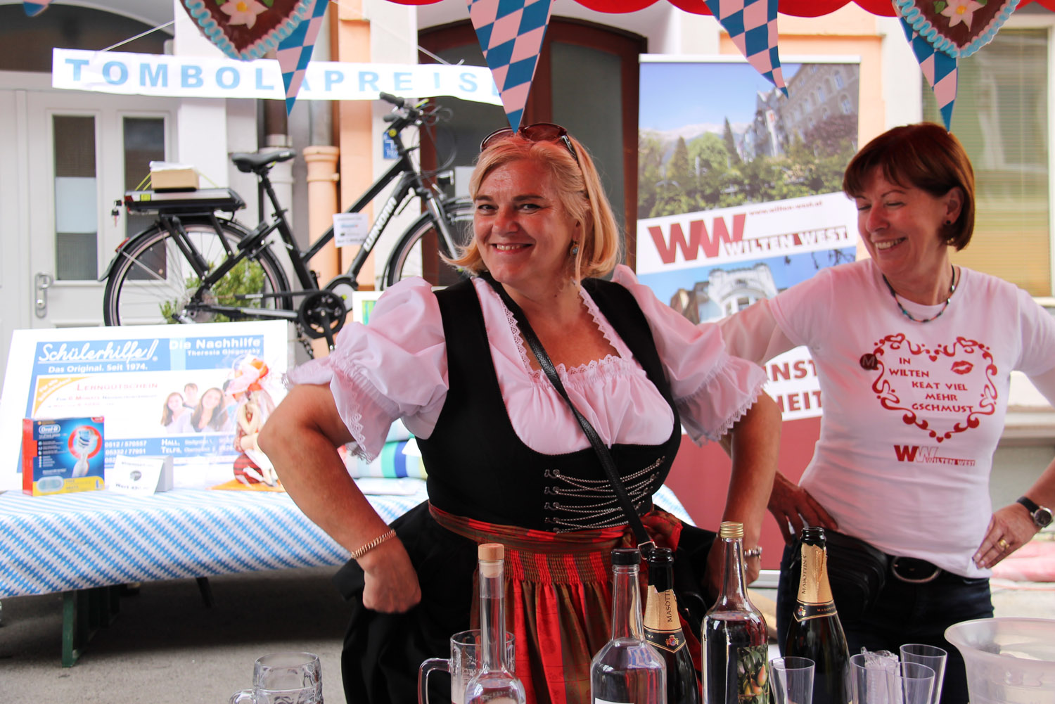 Das Oktoberfest des Marketingkreis Wilten West 2014 - 068