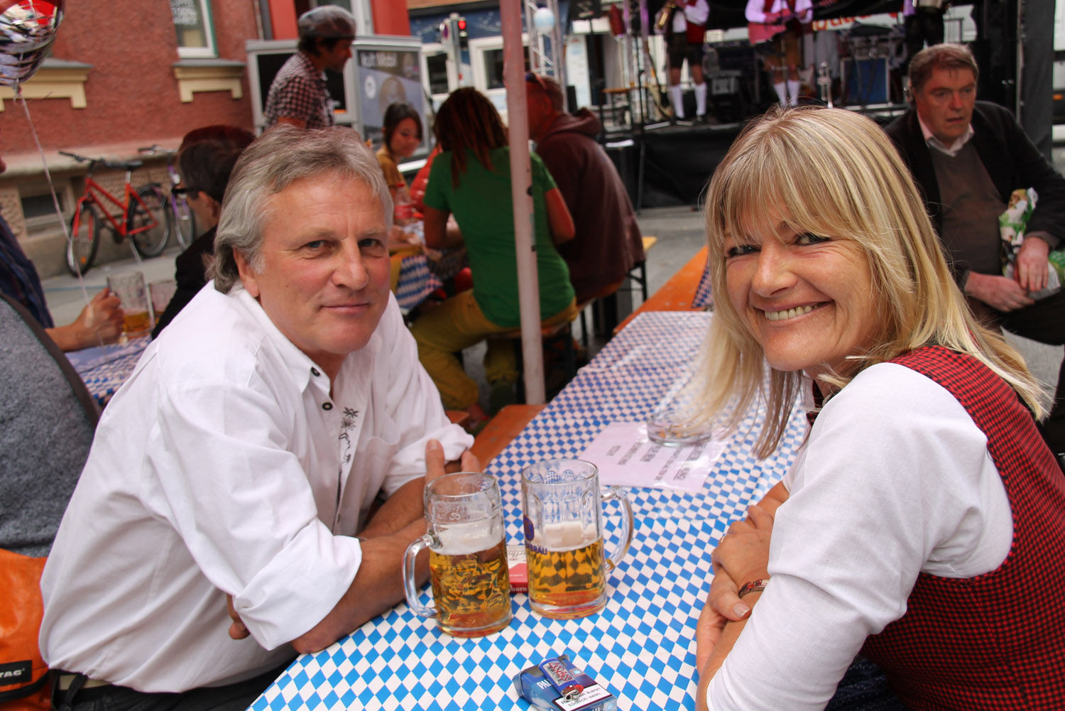 Das Oktoberfest des Marketingkreis Wilten West 2014 - 072