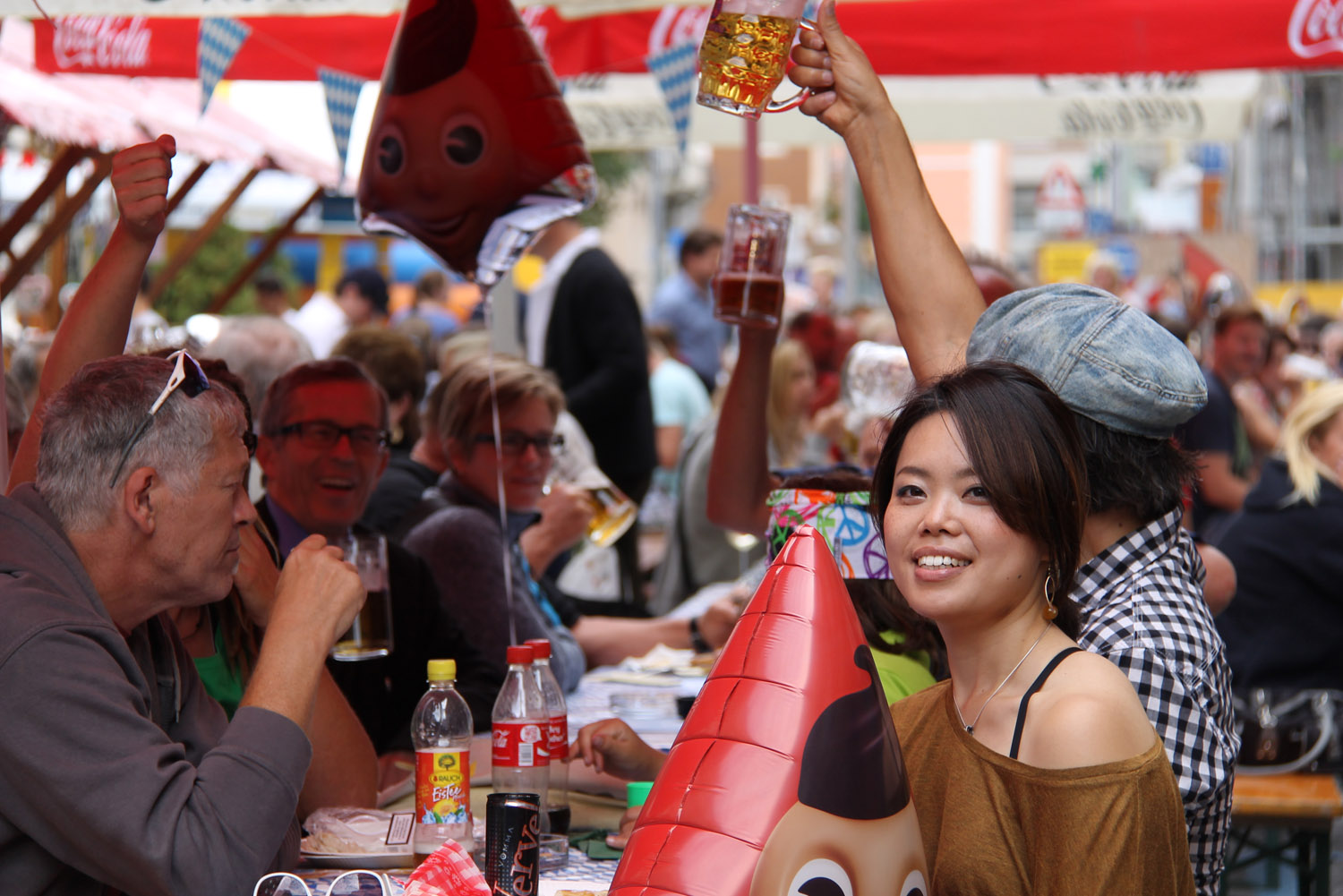 Das Oktoberfest des Marketingkreis Wilten West 2014 - 076