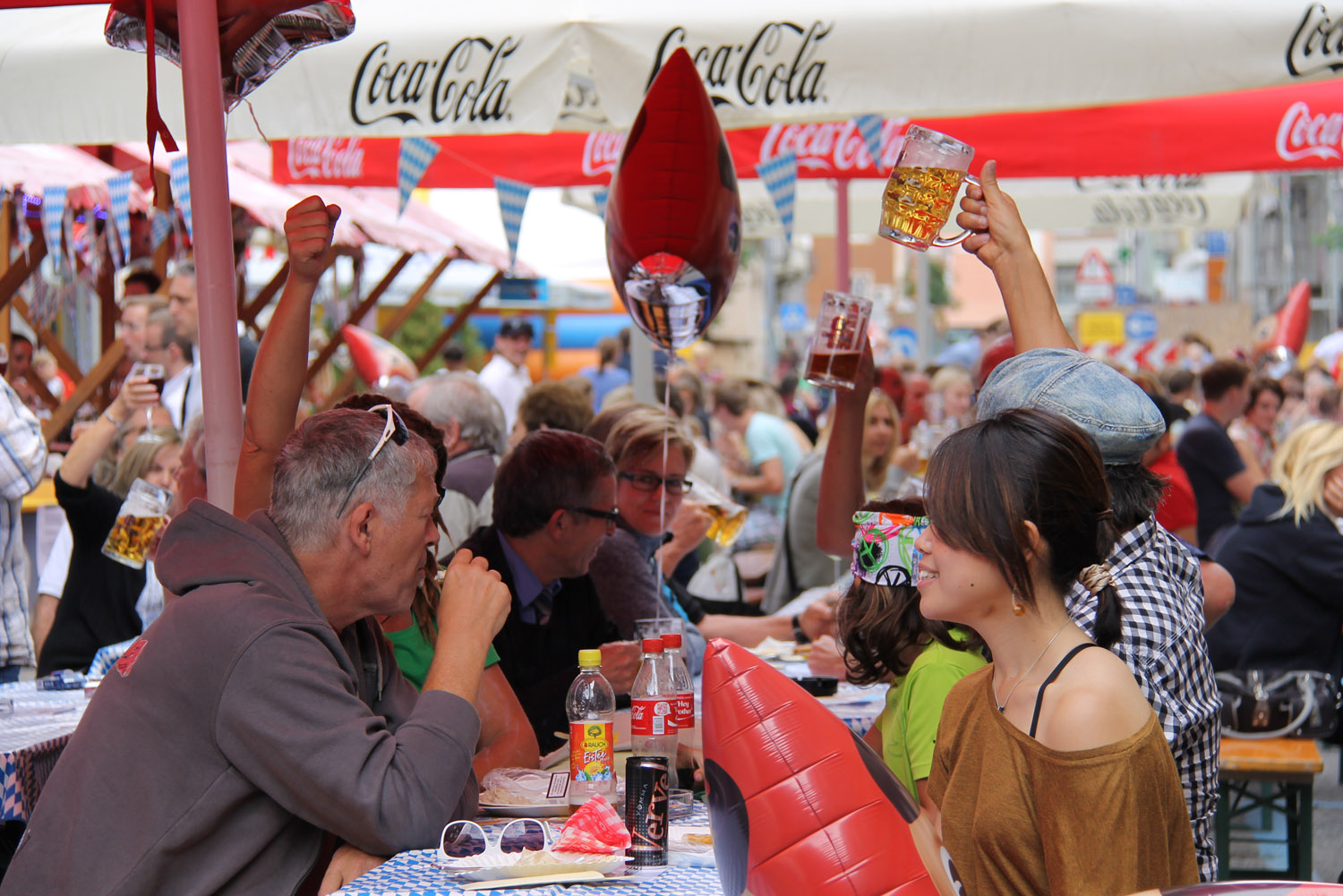 Das Oktoberfest des Marketingkreis Wilten West 2014 - 077