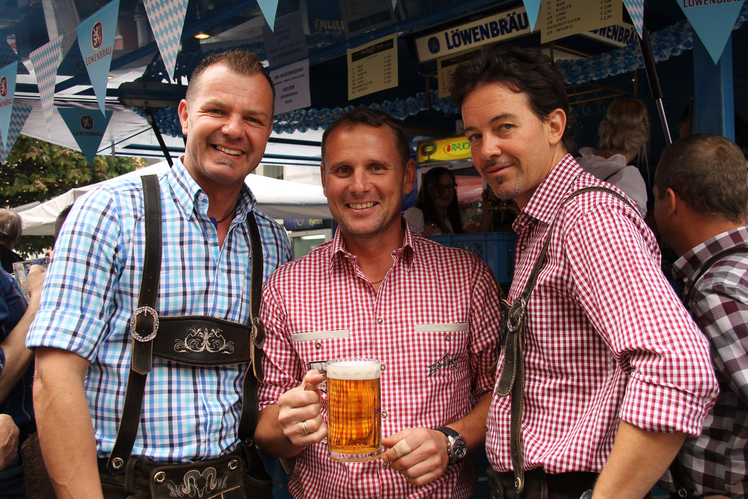 Das Oktoberfest des Marketingkreis Wilten West 2014 - 085