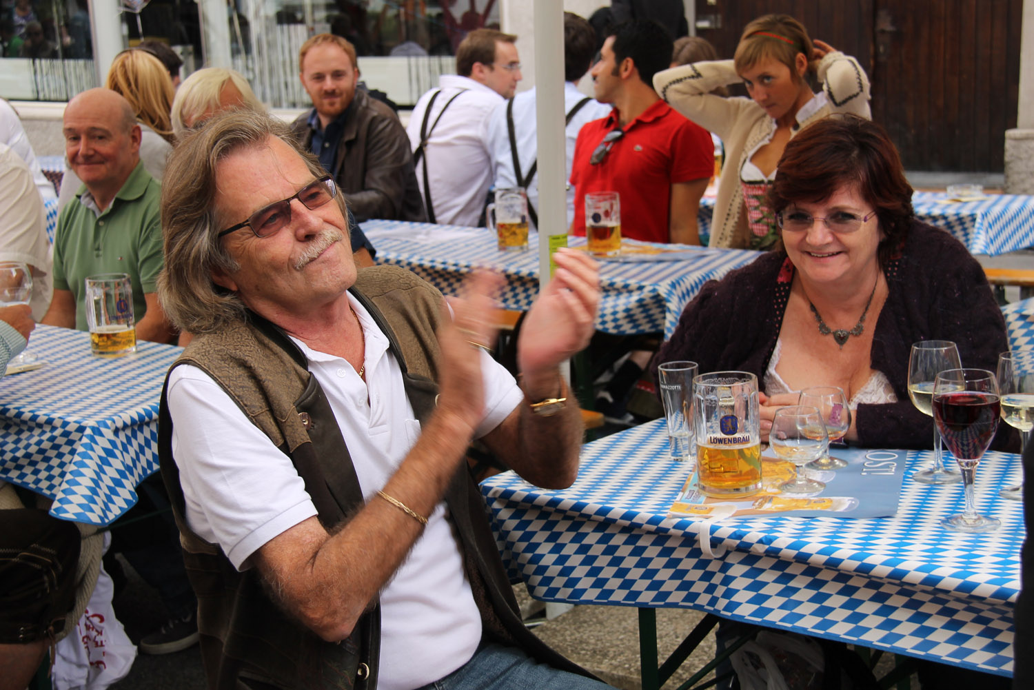 Das Oktoberfest des Marketingkreis Wilten West 2014 - 086