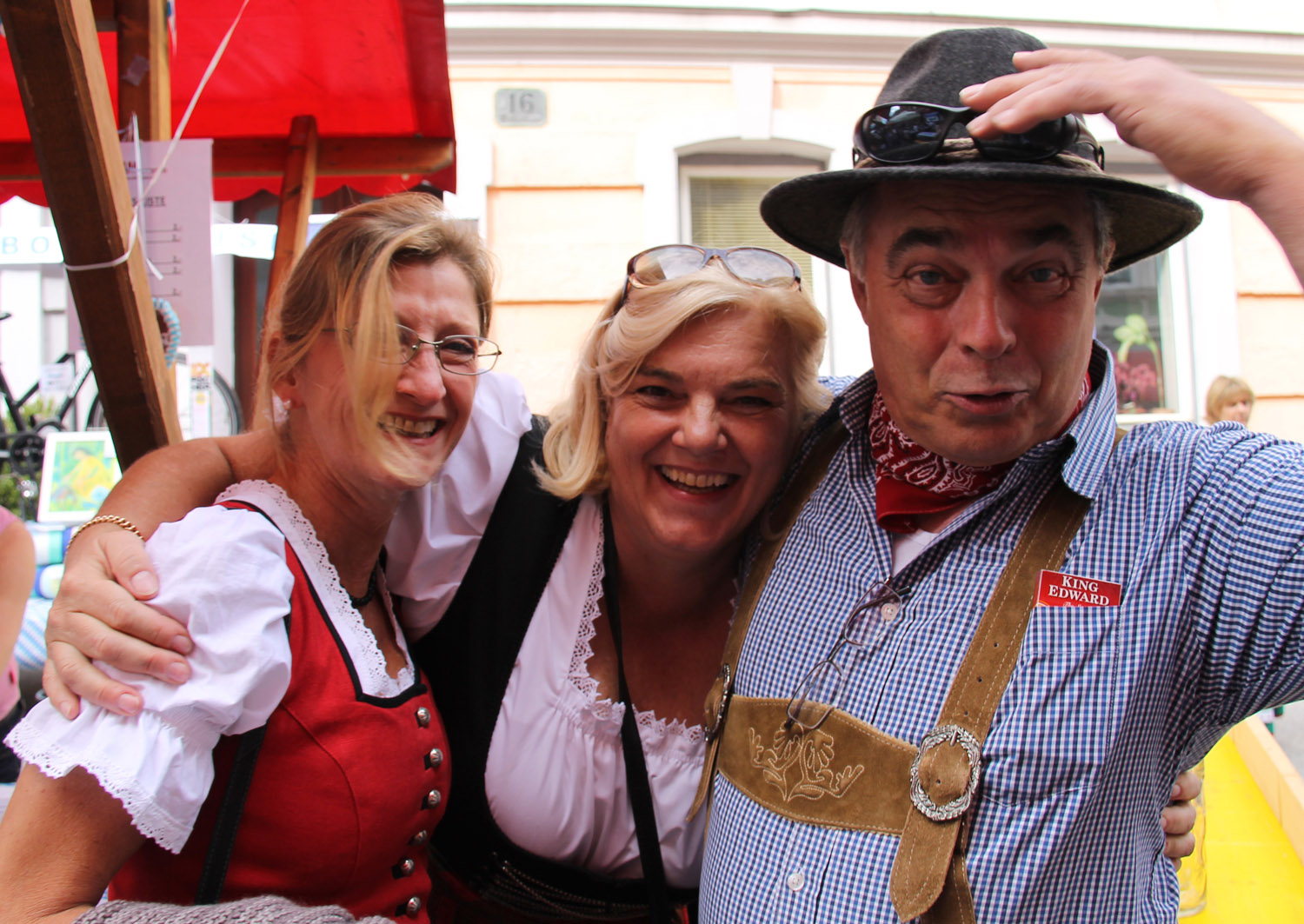 Das Oktoberfest des Marketingkreis Wilten West 2014 - 089