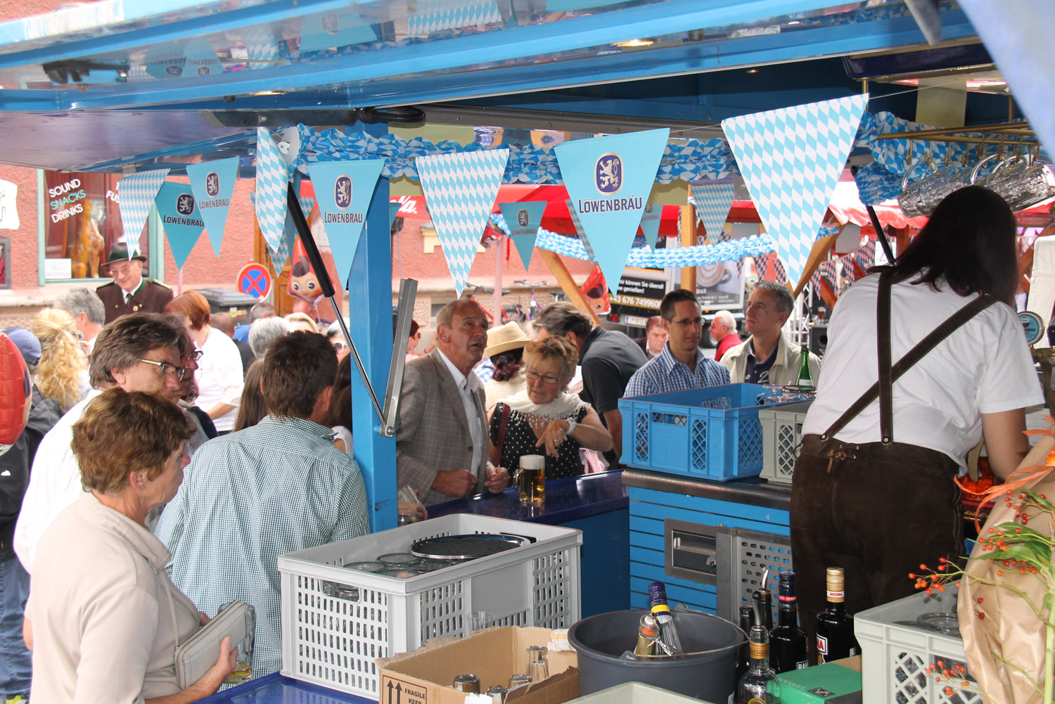 Das Oktoberfest des Marketingkreis Wilten West 2014 - 091