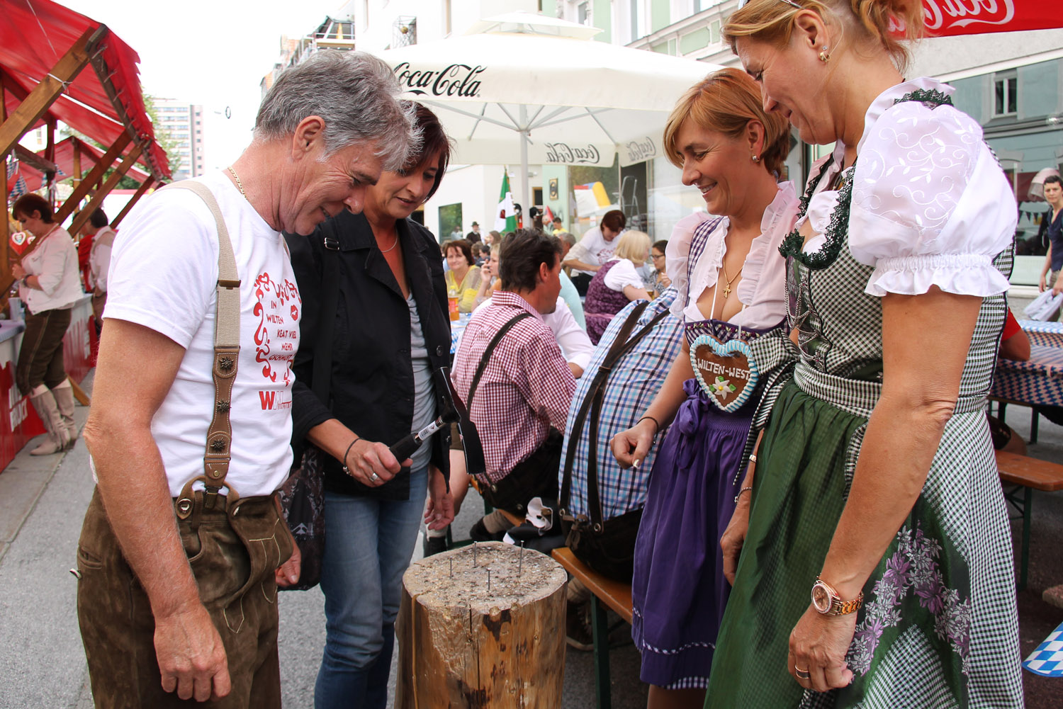 Das Oktoberfest des Marketingkreis Wilten West 2014 - 092