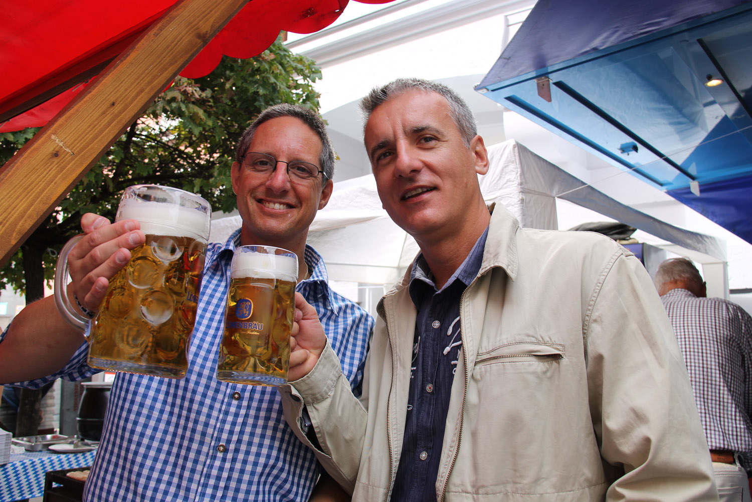 Das Oktoberfest des Marketingkreis Wilten West 2014 - 098