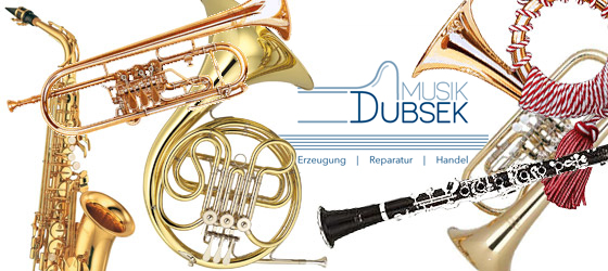 Musikinstrumente Karl Dubsek