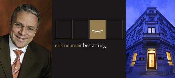 Erik Neumair Bestattung