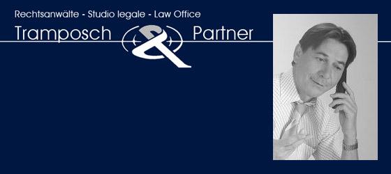 Rechtsanwalt Tramposch und Partner