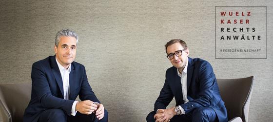 Rechtsanwälte Dr. Martin Wuelz, Dr. Peter Kaser
